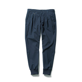 SOPHNET. - TR STRETCH RIBBED 2 TUCK PANT
