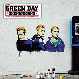 Green Day - GREEN DAY(LP) SHENANIGANS