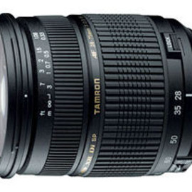 TAMRON - SP AF 28-75mm F/2.8 XR Di LD Aspherical [IF] MACRO (Model A09 II) (ニコン用) の製品画像