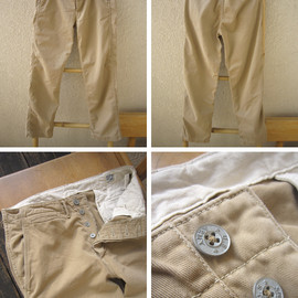 orslow - US ARMY TROUSER