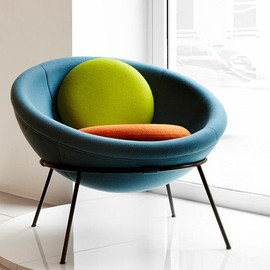 Arper - The Bowl chair