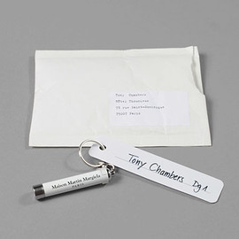 Maison Martin Margiela - invitation