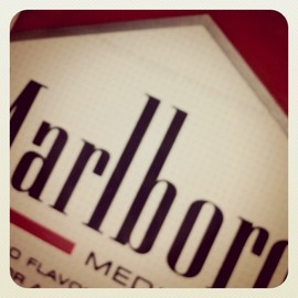 Philip Morris - Marlboro Medium