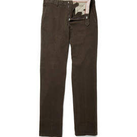 Loro Piana - Classic Cotton-Blend Chinos