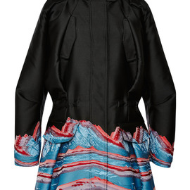 ALEXANDER WANG - FW2014 Parka With Patch Pockets