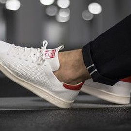 adidas - Stan Smith OG Primeknit (Red)