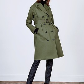 MACKINTOSH - TRENCH COAT