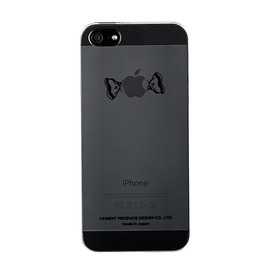 "CEMENT PRODUCE DESIGN, iTattoo - ""Candy apple"" for iPhone5 Black & Slate"