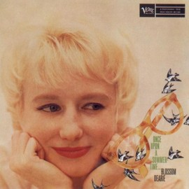 ブロッサム・ディアリー BlossomDearie - Once Upon a Summertime