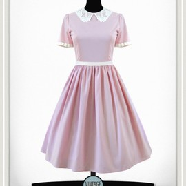 Vintage - Vintage Cotton Dress