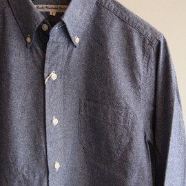 DAILY WARDROBE INDUSTRY - B.D SHIRTS U.S MADE