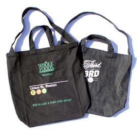 Whole Foods Market Brooklyn - 2way Tote (Exclusively for Whole foods Market Brooklyn)
