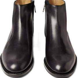 Jimmy Choo - Bedford Leather Chelsea Boots