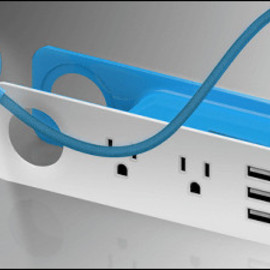 quirky - Ember Lamp Power Strip