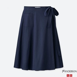 UNIQLO - JW Anderson Wrap Skirt