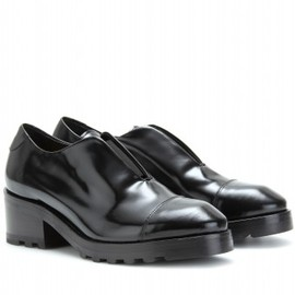 Acne - Acne - MEG BOXCALF LOAFERS  - mytheresa.com GmbH