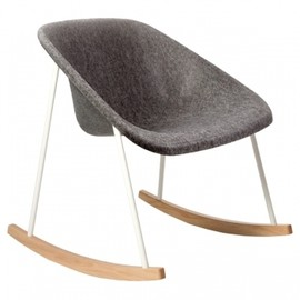 Inno - Kola rocking chair, wood
