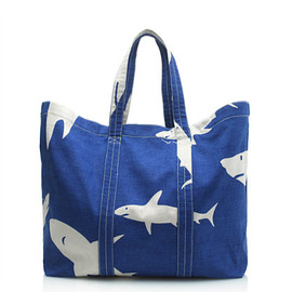 VIRGINIA JOHNSON FOR J.CREW - TOTE