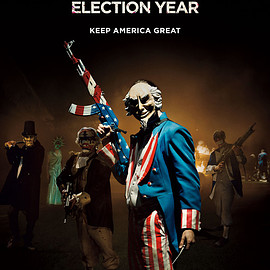 James DeMonaco - THE PURGE: ELECTION YEAR