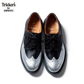 Tricker's WING TIP SHOES