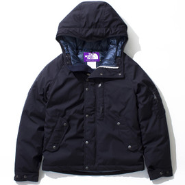 THE NORTH FACE PURPLE LABEL - 65/35 Mountain Short Down Parka