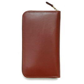 Whitehouse Cox - ホワイトハウスコックス | S1259 LONG ZIP WALLET / ANTIQUE BRIDLE