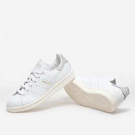 adidas originals - STAN新作 STAN SMITH S75075/ スタンスミス グレー