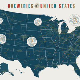 POP CHART LAB - USA BEER MAP