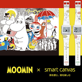 EPSON - MOOMIN × smart canvas