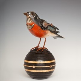 Mullanium - Robin on Croquet Ball