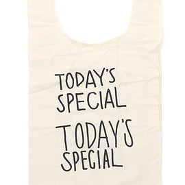 TODAY'SSPECIAL - TODAY'SSPECIAL(トゥデイズスペシャル)MiniMARCHEBAG(マルシェバッグ)(トートバッグ)KNR277-002164-010x【新品】