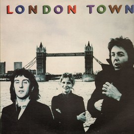 Paul McCartney and Wings - London Town