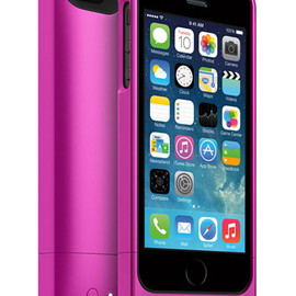 FOCAL POINT - The mophie juice pack® helium for iPhone 5s/5