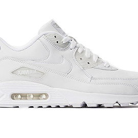 "NIKE - NIKE AIR MAX 90 ESSENTIAL ""WHITEOUT"""