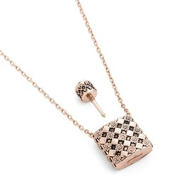 JewelMint - Bottle Pendant Necklace