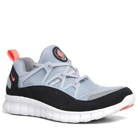 Nike - Nike Free Huarache Light - Wolf Grey & Infared