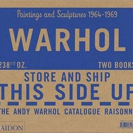 "Andy Warhol - ""Paintings and Sculpture 1964-1969"" Catalogue Raisonne vol.2, 2004"
