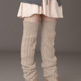 mother - MARRONNIER KNITBOOTS