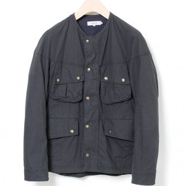 nonnative - TROOPER JACKET – ORGANIC COTTON ARMY CLOTH