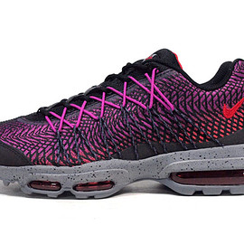 "NIKE - AIR MAX 95 ULTRA JCRD ""AIR MAX 95 20th ANNIVERSARY"" ""LIMITED EDITION for ICONS"""