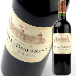 CHATEAU BEAUMONT - シャトーボーモン[2008]750ml赤CHATEAUBEAUMONT