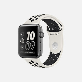 Apple Watch Nike+ Series 2: Space Gray Aluminum Case