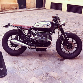 BMW - caferacer