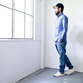 ordinary fits - ordinary fits / Moderns denim : used