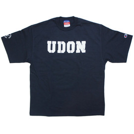 FAT College - UDON S/S TEE -NAVY-