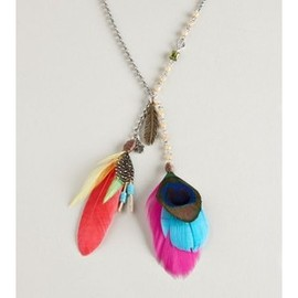 American Eagle - Feather Necklace