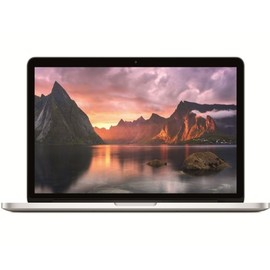 Apple - MacBook Pro with Retina Display(13.3/2.4GHz Dual Core i5/8GB/256GB/Iris Graphics) ME865J/A