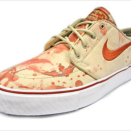 Nike SB - Stefan Janoski 'Blood Stains' Sneakers