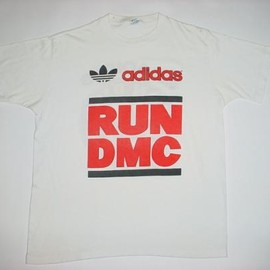 adidas - Vintage RUN DMC My Adidas T-Shirt
