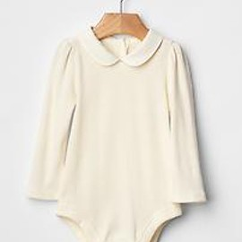 GAP - Contrast collar body suit